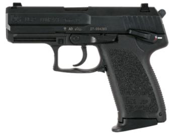 Pistol USP Compact - Heckler & Koch 2