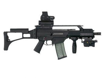 Pusca de asalt G36C – Heckler & Koch