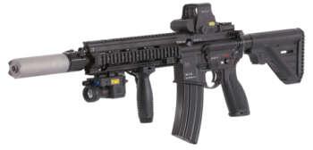 Pusca de asalt HK416 A5 -11' Heckler & Koch 3