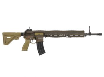 """Pusca de asalt HK416 A5 – 20"""" – Heckler & Koch"""