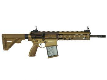 """Pusca de asalt HK417 A2 – 13"""" – Heckler & Koch"""