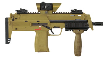 Pistol mitraliera MP7A2 – Heckler & Koch 0