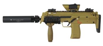 Pistol mitraliera MP7A2 – Heckler & Koch 1