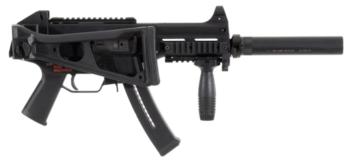 Pistol mitraliera UMP - Heckler & Koch 2