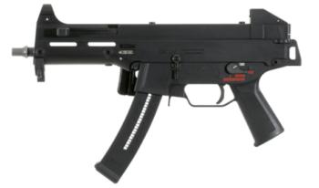 Pistol mitraliera UMP - Heckler & Koch 3