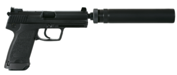 Pistol USP SD – Heckler & Koch 1