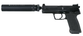 Pistol USP SD – Heckler & Koch 2